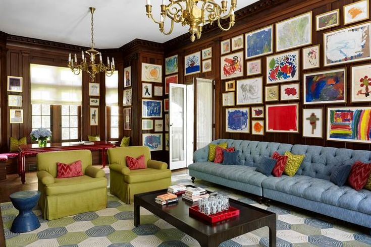 Downplayed Abbey: The Makeover of a Mansion
