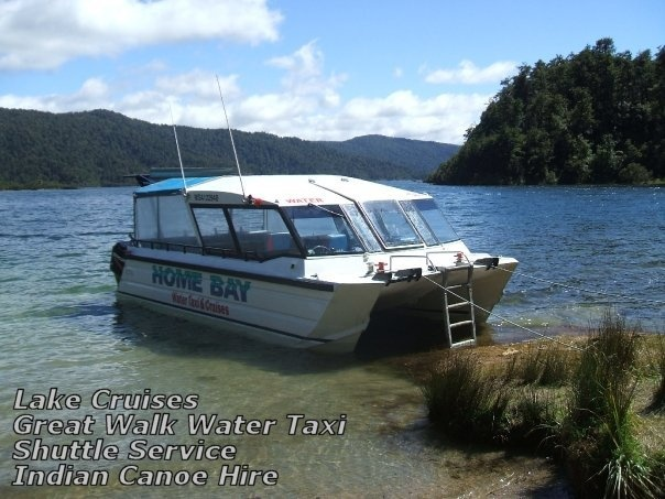 Home Bay Shuttles, Water Taxi & Cruises