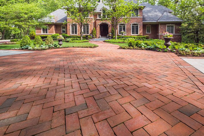 triangle park, lexington, ky. pine hall brick | municipal projects