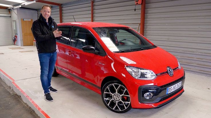 Volkswagen Up GTI Walkaround - Top Gear - BBC