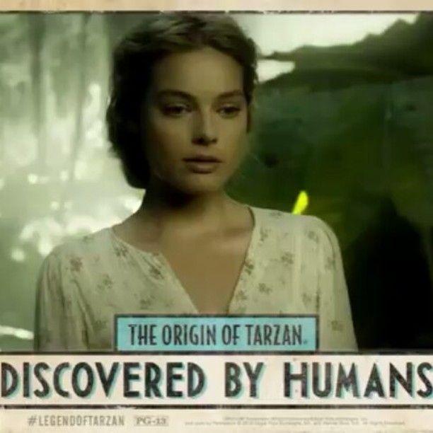 Tarzan & Jane: Love At First Sight 💞💗💞💗💞💗@Regrann from @legendoftarzan -  She changed his life forever. #LegendOfTarzan - 🐅 #alexanderskarsgard 🐘 #margotrobbie 🌸 #tarzan2016 🐵 #janeporter 🌷#legendoftarzan 🐒 #thelegendoftarzan 🐆 #ericnorthman #Trueblood #charlievenner #strawdogs #PerryWhite #BigLittleLies #WarOnEveryone #TerryMonroe #thediaryofateenagegirl #MonroeRutherford  #alexanderskarsgård #harleyquinn #suicidesquad