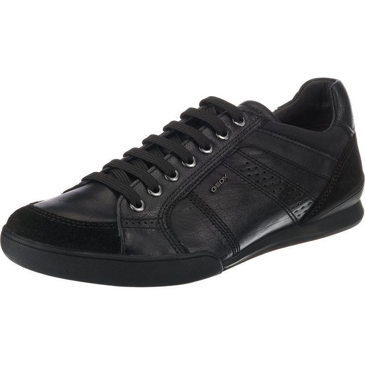 Herren Geox U KRISTOF A Sneakers Low schwarz