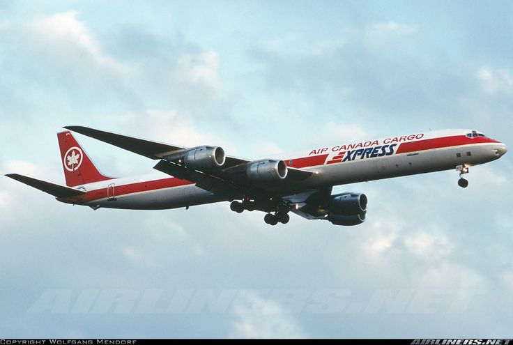 McDonnell Douglas DC-8-73(F) - Air Canada Cargo Express | Aviation Photo #1745230 | Airliners.net
