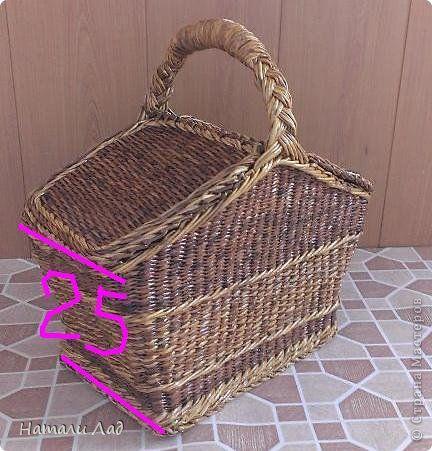 Поделка изделие Плетение Снова пикник Трубочки бумажные фото 18