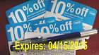 x10 COUPONs. Lowes 10% Off Home Saving Depot COUPONs. Exp April 15, 2015 WOW - http://couponpinners.com/coupons/x10-coupons-lowes-10-off-home-saving-depot-coupons-exp-april-15-2015-wow/