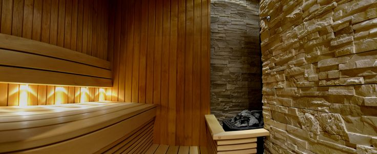 Custom-made finnish sauna