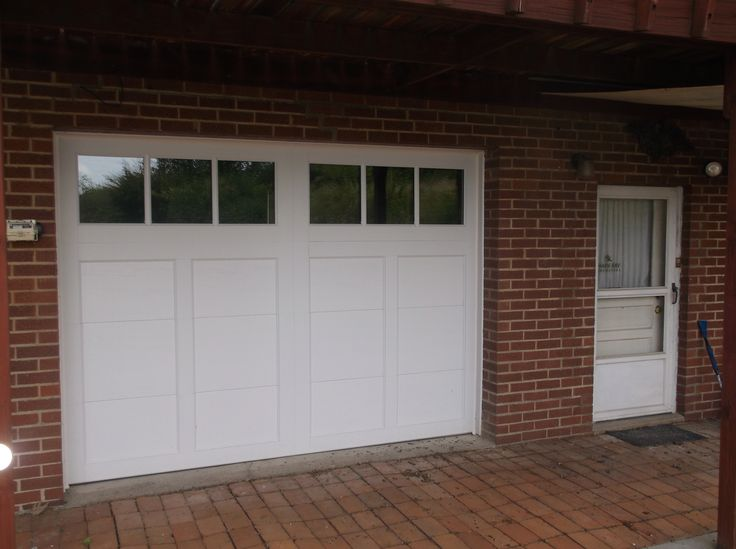 Clopay Coachman CD21 REC3 Garage Doors  Clopay Garage
