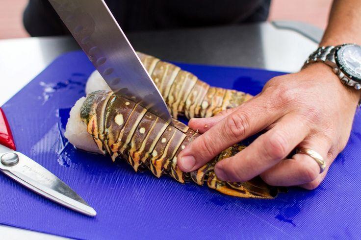 Grilled Lobster Tails   Weber.com