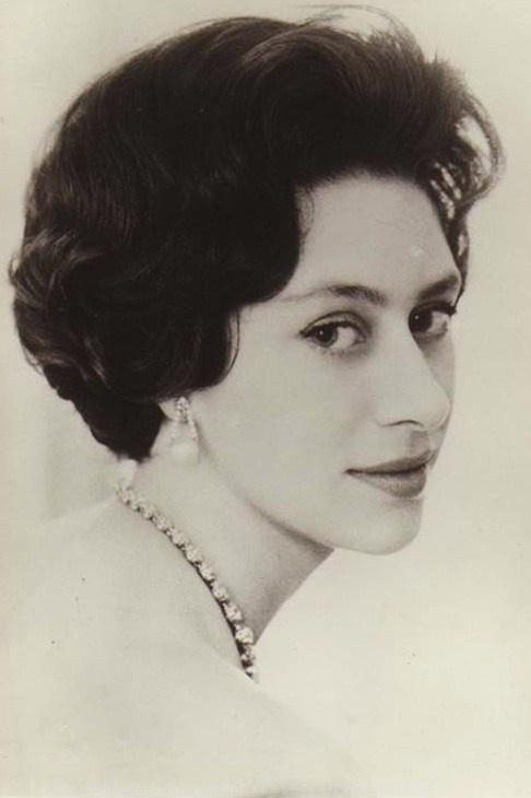 HRH Princess Margaret, 1960s - photo by Anthony Armstrong-Jones (Lord Snowdon)