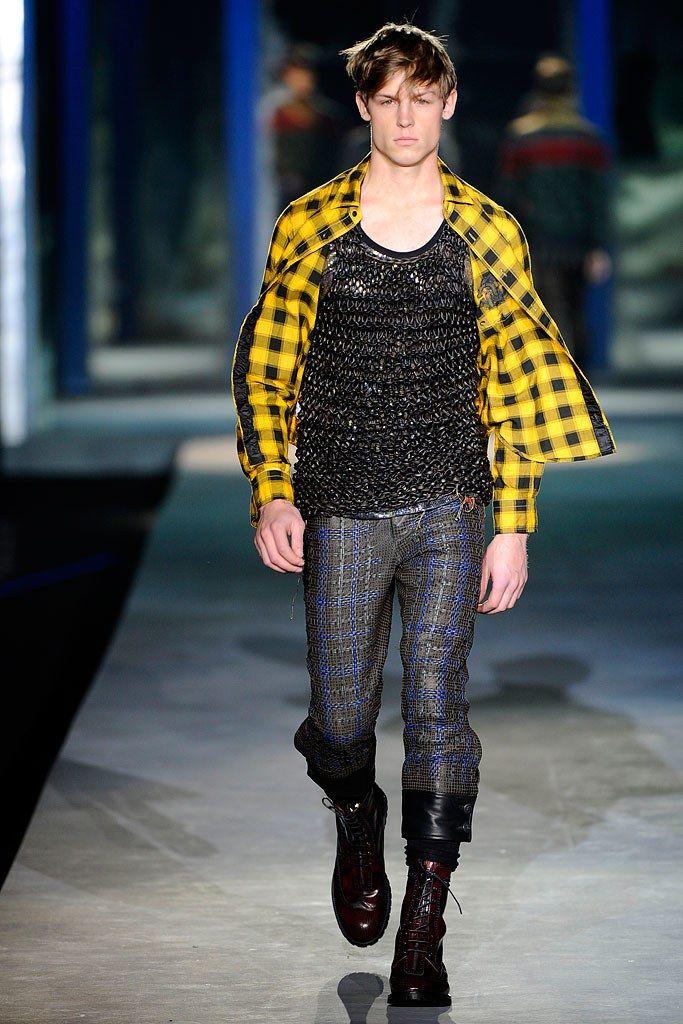 Roberto Cavalli Fall 2010 Menswear Collection Photos - Vogue