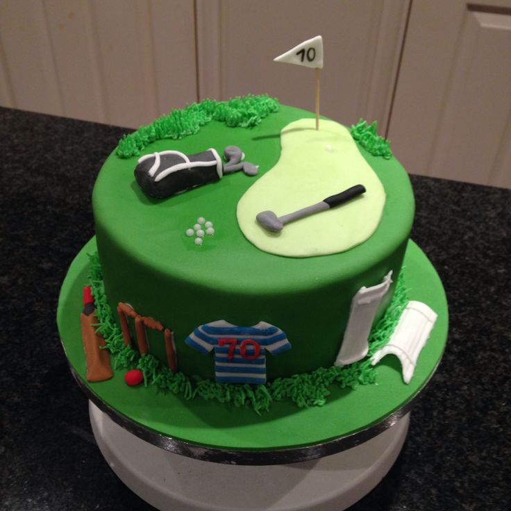 24 Best Images About Sports Cake Ideas On Pinterest
