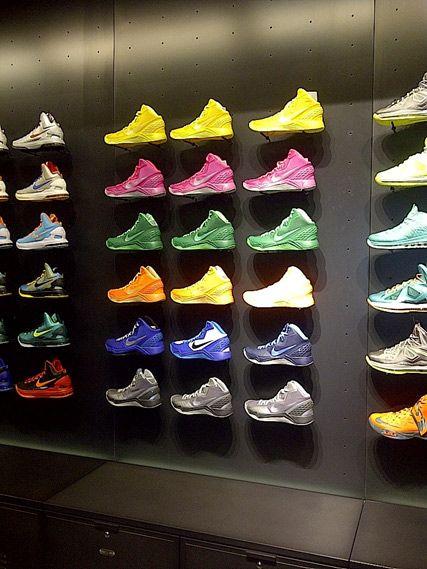 sneaker display ideas - Google Search   Sneakers   Shoe ...