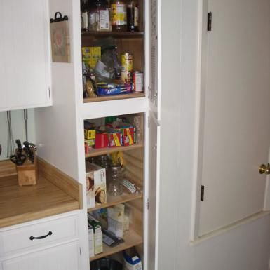 ikea pull out pantry instructions