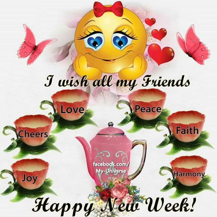 Image result for Have a Happy Week images
