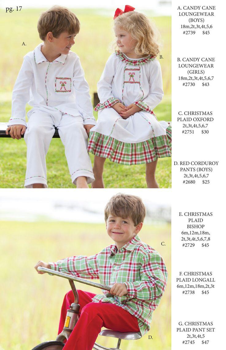 Shrimp and Grits Kids Fall 15'' Catalog