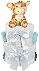 DIY Bassinet Diaper Cake Tutorial | My Love of Style – My Love of Style