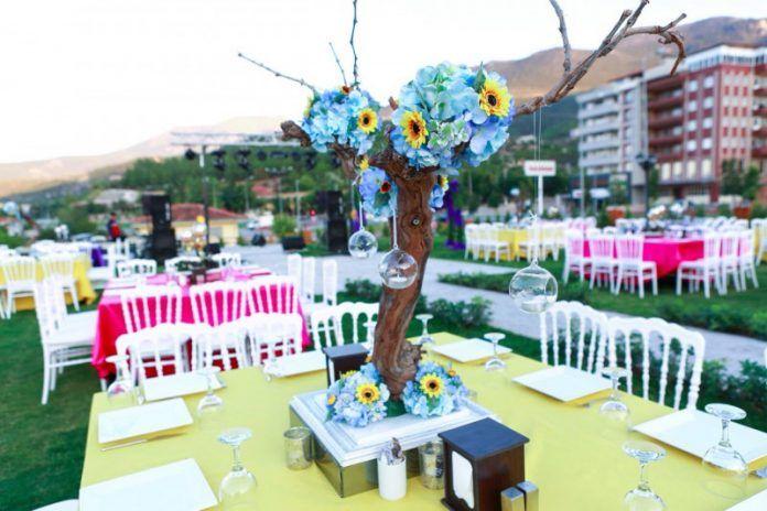 Denizli Düğün Mekanları Listesi, En İyi Denizli Düğün Salonları