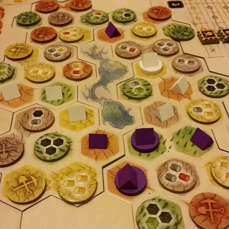 Gold West I took this one a while ago. Great euro. #boardgames #goldwest #playtmg Follow us at http://ift.tt/1DW0xF2 #indietabletop #boardgames #tabletop #games