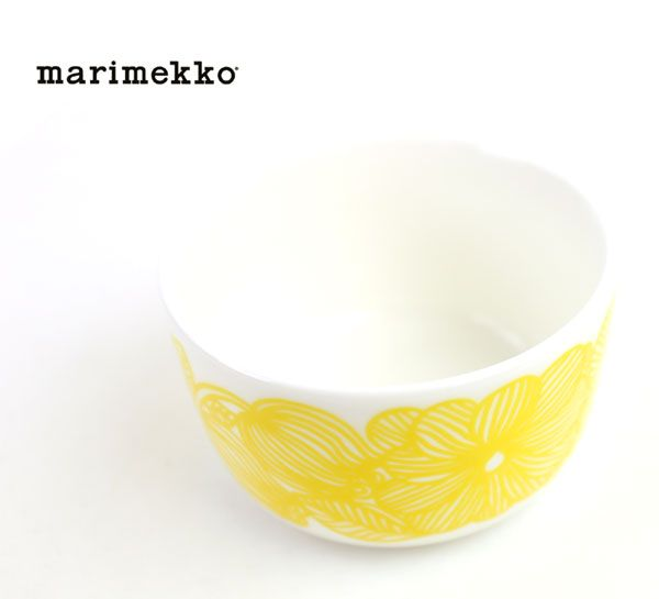 "marimekko陶器 Kurjenpolvi ボウル ""KURJENPOLVI BOWL 250ml"""