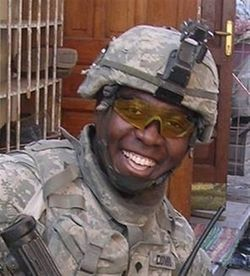 Army Sgt. Chadrick O. Domino  Died May 31, 2007 Serving During Operation Iraqi Freedom  23, of Ennis, Texas; assigned to the 1st Battalion, 23rd Infantry Regiment, 3rd Brigade, 2nd Infantry Division (Stryker Brigade Combat Team), Fort Lewis, Wash.; died May 31 in Baghdad of wounds sustained when he encountered enemy small-arms fire while on dismounted patrol.
