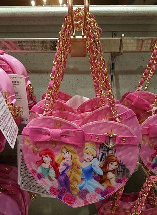 東京ディズニーリゾート パスケース プリンセス ハート TDR