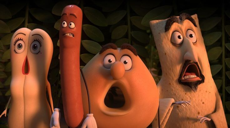 Sausage Seth Rogen Leads War On Humans In 'Sausage Party' Red Band Trailer 2