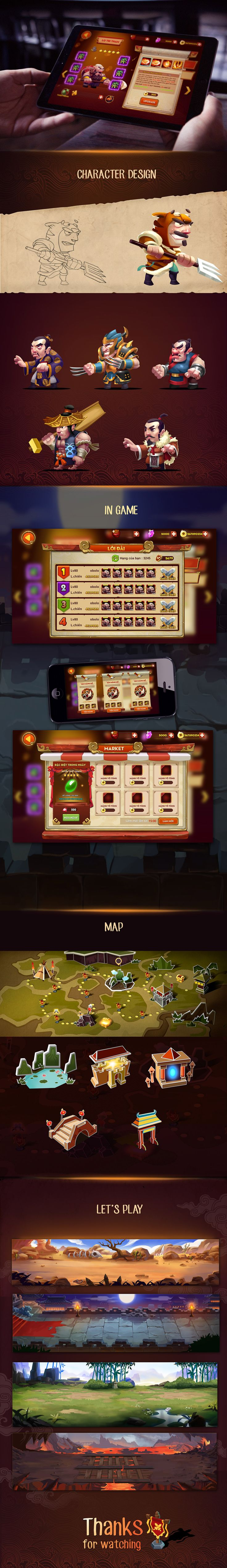 Ознакомьтесь с этим проектом @Behance: «Thuy Hu - Mobile Game» https://www.behance.net/gallery/31604485/Thuy-Hu-Mobile-Game