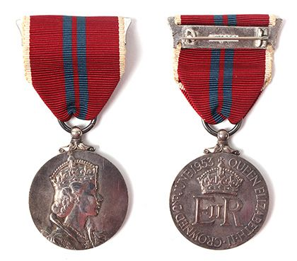 Long live our noble Queen: Events and mementoes - Collections & Research - Auckland War Memorial Museum