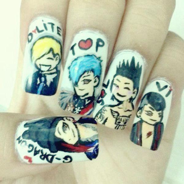 Mejores 78 imágenes de Nails en Pinterest   La uña, Diseño de uñas y ...