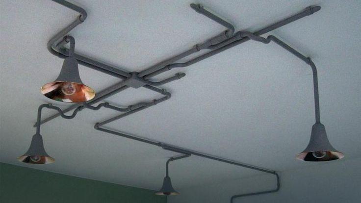 Industrialne oświetlenie nie musi być nudne