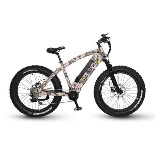 Quietkat Predator 750 Electric Bicycle Camo Electric Mountain