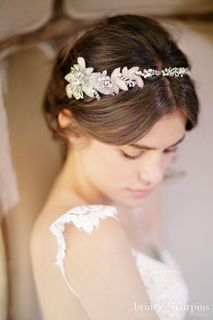 1748 best wedding hair jewellery images on pinterest   hairstyles