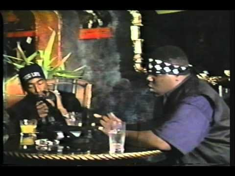 "Check out Notorious B.I.G. Feat. Tupac ""Freestyling With Tupac"" Video, the latest video from The Notorious B.I.G., released on Saturday, March 9th, 2013. The Notorious B.I.G.'s chances in this game are improving with each new release, and Notorious B.I.G. Feat. Tupac ""Freestyling With Tupac"" Video is no exception - quite the opposite, in fact. It's a nice addition to the impressive catalogue The Notorious B.I.G. has been building over the years. We're definitely anticipating the next move."