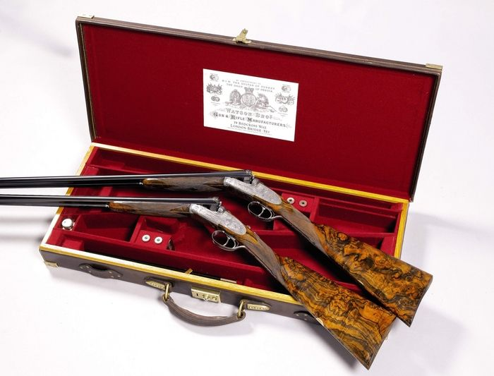 antique english shotguns for sale.