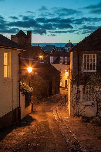 Lewes, East Sussex, UK.