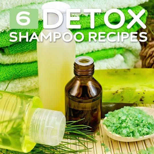 6 Homemade Hair Detox Shampoos. The homemade hair detox shampoo will effectively cleanse the scalp and free it from impurities that traditional shampoos leave behind. Brought to you by http://www.secretsforextraordinaryhealth.com