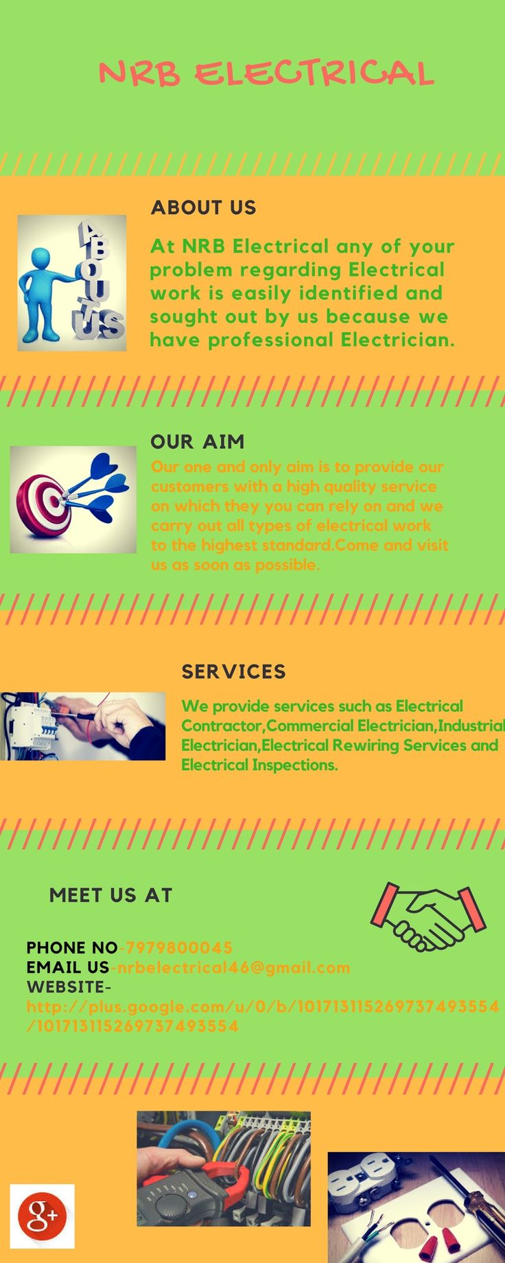 The most reliable Electrical Contractor in Tongham