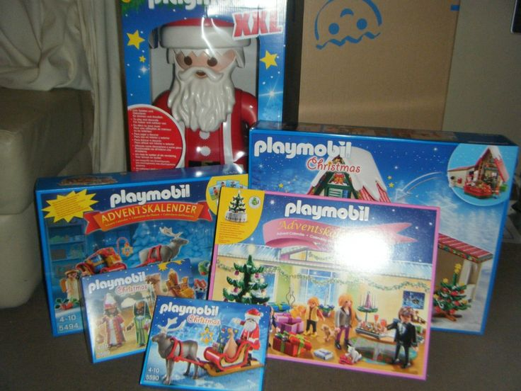 #PlaymobilPlayologist Blogger Challenge. I Won!! come and see the goodies we got