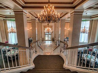 Venetian Room Atlanta Wedding Venues 30303 - 50 Hurt Plaza