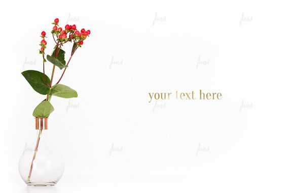 Styled Stock Photography  Styled Floral  by JustLikeMyDesktop