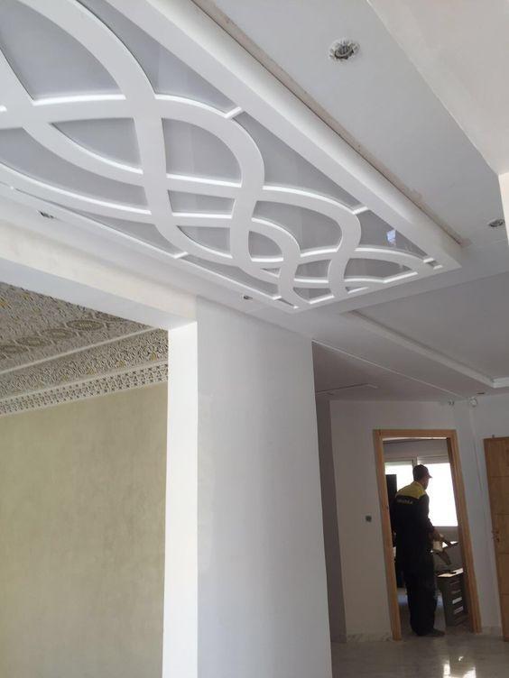 Oltre 25 fantastiche idee su Modanature per soffitto su Pinterest  Cornici delle finestre ...