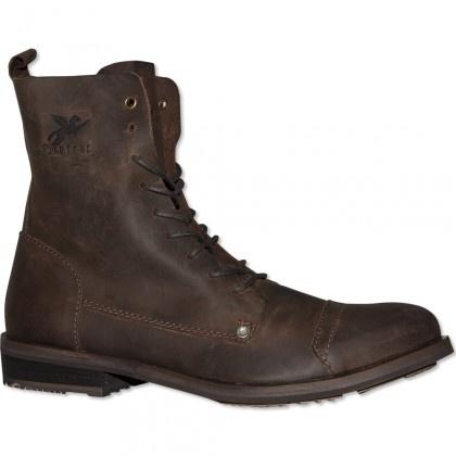 Firetrap Mens Choc Brown Vortex Boots