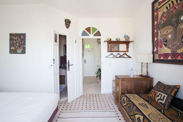 Kasbah Rose - Room 3   Junior suite