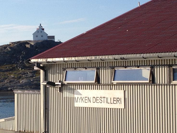 Most northerly distillery? Look out Orkney.