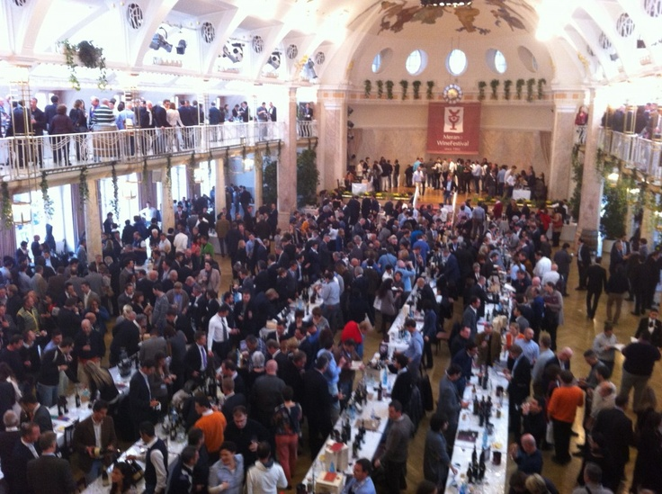 La Sala Grande del #Merano #Wine #Festival