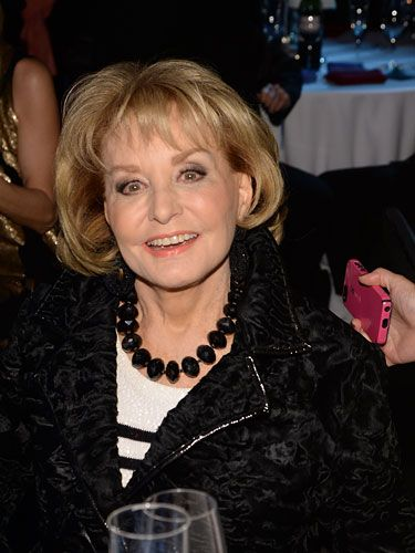 Barbara Walters, former host of The Today Show and The View, began experiencing pressure in her upper chest in May 2010, and was told shortly after that she would need to receive an aortic valve replacement.    *Via Celebrities With Heart Disease - Celebrity Heart Health Survivors - Good Housekeeping