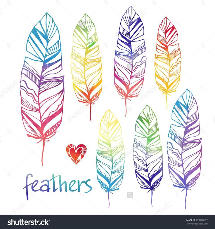 Tattoo Flash Wallpaper By Feathr: 38 Best Feather Tattoo Flash Images On Pinterest