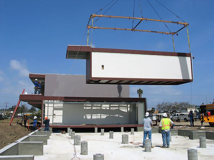Modular Building 44 best the modular construction process images on pinterest