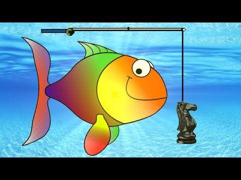 Chess Traps #4: Fishing Pole - Ruy Lopez & Sicilian Defense - YouTube
