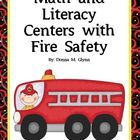 This is an amazing pack to use during the month of October.  There are 102 pages and over 20 center ideas filled with both math and literacy center...Literacy Center
